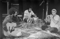 Jasmine with Vinny Golia, George Landress, and Jef Feldman, 1977 [descriptive]