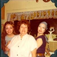 Felicia, Grams, and Helen