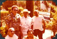 The Vasquez Brothers: Mike, Jess. Flor, Jeramie, Totie