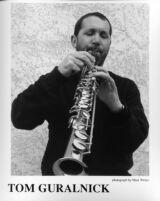 Publicity shot of Tom Guralnick, 1997 [descriptive]