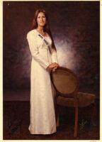 Portrait of Nancy Miss Vista Pageant