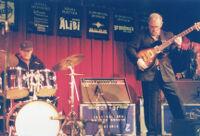 Guitarist John Abercrombie at the Outpost in Albuquerque, New Mexico, 2001 [descriptive]