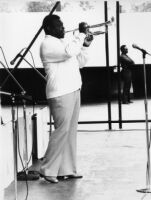 Cat Anderson and the Bill Berry Big Band at the Bonaventure Hotel in Los Angeles, 1979 [descriptive]