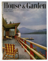 House & Garden magazine, 1949
