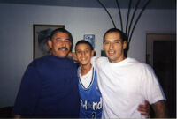 Boo, lil Mike, and Mark
