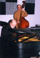 Dave (David) Parlato with Peter Cover in Albuquerque, New Mexico, 2002 [descriptive]