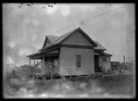 Farmhouse in Red Bird, Oklahoma