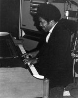 Freddie Redd playing piano, 1979 [descriptive]
