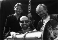 Paul Pulasky, Mark Weaver and Dave Wayne (Protuberance) in Albuquerque, New Mexico, 1998 [descriptive]