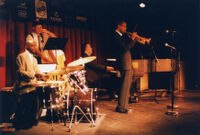 Ron Miles Quartet in Albuquerque, New Mexico, 2004 [descriptive]