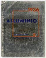 Alluminio, 1936 September