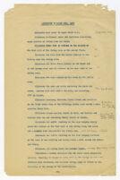 Von Sternberg House, amendments of March 30th, 1935
