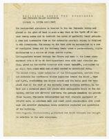 Description of residence for Josef von Sternberg, draft 2