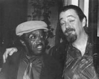 Shakey Jake and Charlie Musselwhite in Los Angeles, 1980 [descriptive]