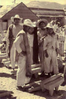 Workers in Mexico