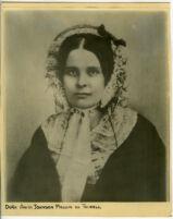 Doña Anita Johnson Mellus de Trudell -  California women  ca. 1850-1910