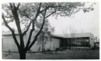 Beard House, front view, Altadena, California, 1934