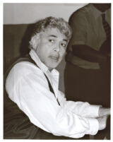 Monty Alexander playing the piano in Los Angeles, June 1999 [descriptive]