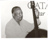 Ray Brown at the Catalina Bar & Grill, Hollywood, California[descriptive]
