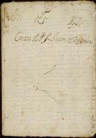 Petition against Fray Juan de Vizcarre, Guaxicori and Guadalajara