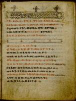Ms. 24 Mazemura Dāwit; salota nābiyat; Weddasé Māryām; Aneqaṣa Berhān