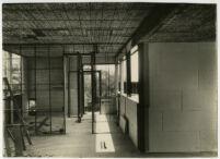 Beard House, construction, Altadena, California, 1934