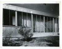 Beard House, side view, Altadena, California, 1934