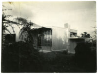 Beard House, eastern view of exterior, Altadena, California, 1934