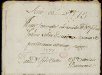 Documents relating to the estate of Don Juan Manuel Basquez, and others