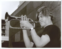 Tom Harrell playing the flügelhorn, Los Angeles, June 15, 1997 [descriptive]
