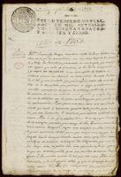 Doña Juana de Bargas Machuca vs. Santiago Joseph de Galicia