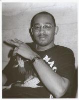 Delfeayo Marsalis in Los Angeles, March 1997 [descriptive]