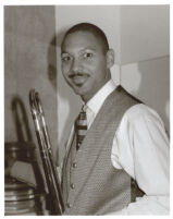 Delfeayo Marsalis in Los Angeles, February 1996 [descriptive]