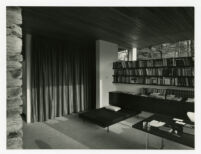 Rang House, oblique view of library, Germany, 1961