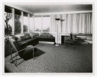 McIntosh House, living quarters, Los Angeles, California, 1939