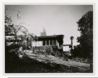 McIntosh House, view from south, Los Angeles, California, 1939