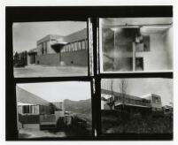 Mosk House, contact sheets, Los Angeles, California, 1933