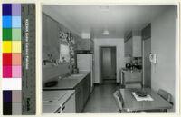 Mountain Home Air Force Base Housing, kitchen, Boise, Idaho, 1950-1960