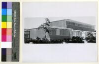Mountain Home Air Force Base Housing, exterior, Boise, Idaho, 1950-1960