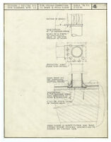 Reference details, structural steel, undated