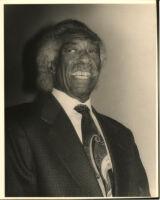 Gerald Wilson in Los Angeles, November 1996 [descriptive]