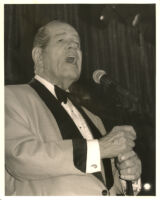 Tex Beneke singing, Los Angeles, May 10, 1996 [descriptive]