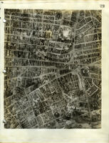 Aerial photograph of downtown Los Angeles taken for the planning of Administration Center, 1924.