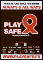 Play safe [inscribed]