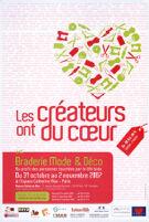 Créateurs ont du coeur. [inscribed]