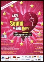 Lass die Sonne in dein Herz: die Cologne Pride Gala [inscribed]