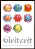 Gleitzeit [inscribed]