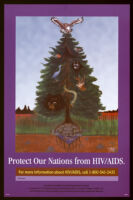 Protect our nations from HIV/AIDS [inscribed]