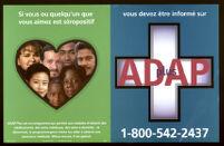 ADAP plus [inscribed]