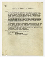 Specifications, concrete and masonry, undated, 3 of 4